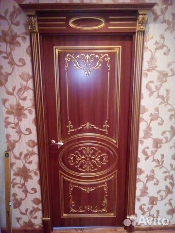 установка железных дверей в люберцах