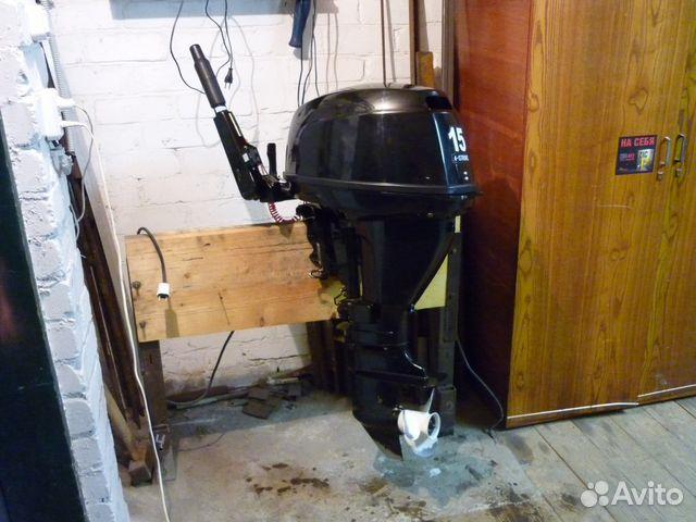 лодочный мотор саил 15 видео