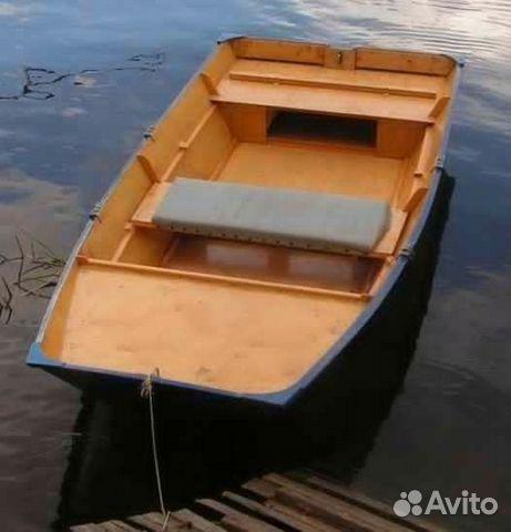 деревянная лодка из фанеры