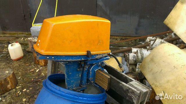 лодочный мотор ветерок 8 купить в перми новый
