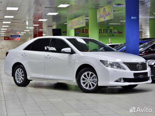 Технические характеристики Toyota Camry / Тойота Камри ...