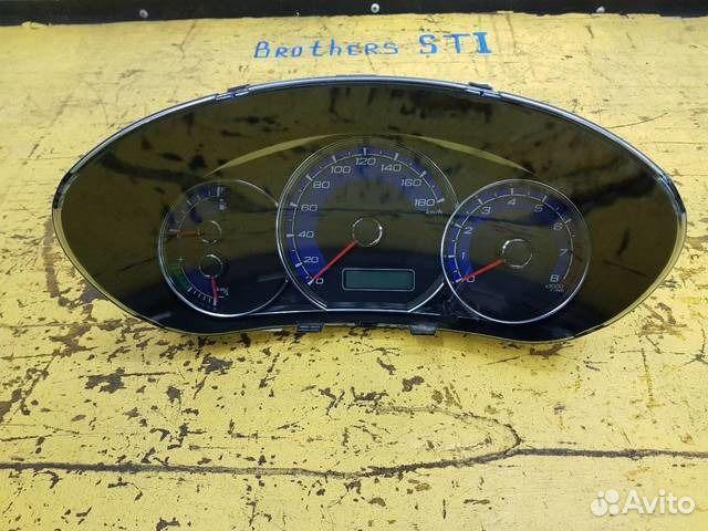 89625003353 Панель приборов АКПП Subaru Exiga, YA5, EJ205