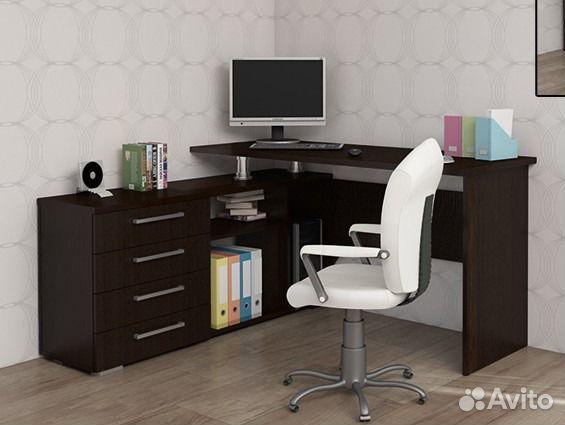 стол угловой письменный купить в краснодарском крае на Avito