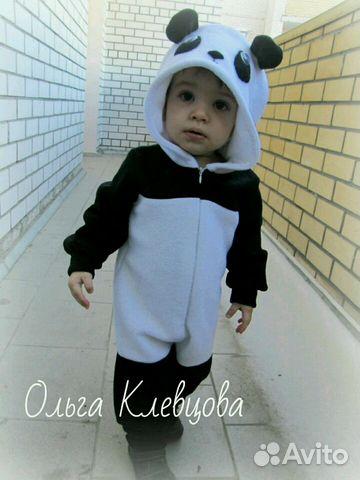 Карнавальный костюм панда  492ad7d66b92b