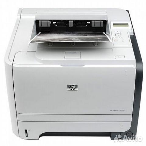 драйвер принтер hp laserjet p2055dn