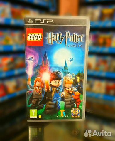 Lego Harry Potter Years 1 4 Psp Festimaru мониторинг объявлений