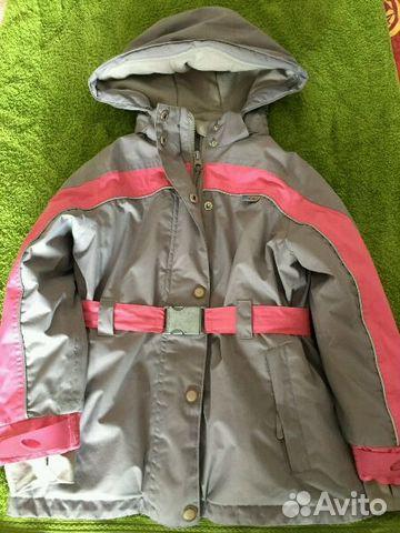 Куртка для девочки Play