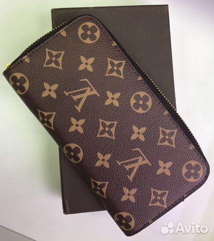 0aaabf6869ae Кошелек Louis Vuitton луи витон lv | Festima.Ru - Мониторинг объявлений