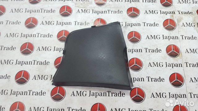 Крышка электроники моторного щита на Mercedes w202 89143292009 купить 1