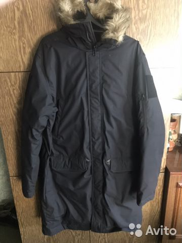 Куртка (парка) зимняя военно-морская купить в Санкт-Петербурге на ... 1a080e86ff5