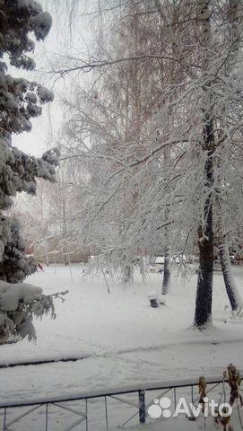 Продается двухкомнатная квартира за 1 200 000 рублей. Рязанская область, Захаровский район, село Захарово, улица Строителей, 8.