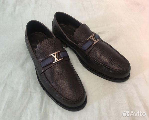 4adafc5cf99a Лоферы Louis Vuitton Major Оригинал купить в Санкт-Петербурге на ...