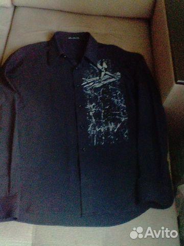 c1a39eadcfe4c40 Рубашка чёрная XXL | Festima.Ru - Мониторинг объявлений