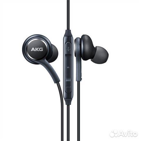 наушники Akg от Samsung S9 купить в краснодарском крае на Avito