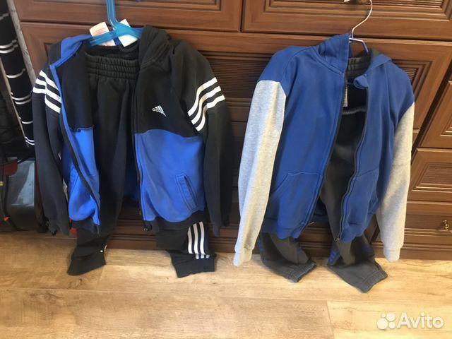 b5b92e12 Спортивный костюм Adidas(140 размер) купить в Краснодарском крае на ...