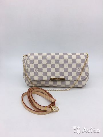 e54aca5a8a8f LV Vuitton Favorite Azur MM Louis Сумка Луи Виттон | Festima.Ru ...