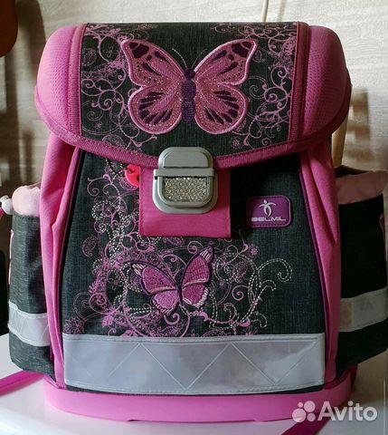e5bfc94802f7 Школьный рюкзак купить в Санкт-Петербурге на Avito — Объявления на ...