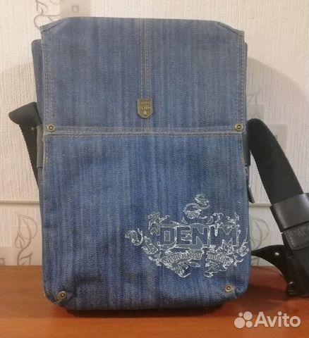 75265ee76f86 Сумка Denim для ноутбука или планшета 12 дюймов купить в Санкт ...
