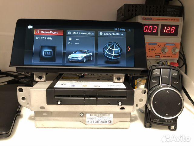 NBT EVO ATM ID6 touch BMW 3 F30 купить в Краснодарском крае