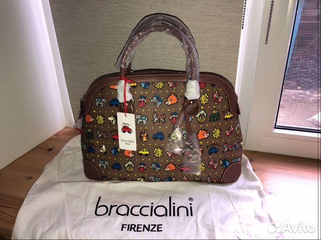 0e798cd8dd30 Новая сумка braccialini temini оригинал купить в Ростовской области ...