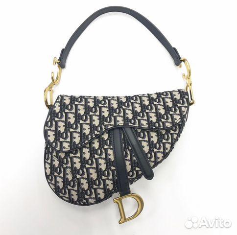 Продаю сумку Dior Saddle (Диор Седло) Люкс купить в Москве на Avito ... d8cc39af714
