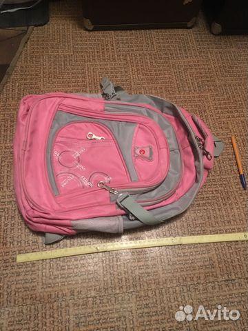 a558cc40c70b Детский портфель рюкзак купить в Москве на Avito — Объявления на ...