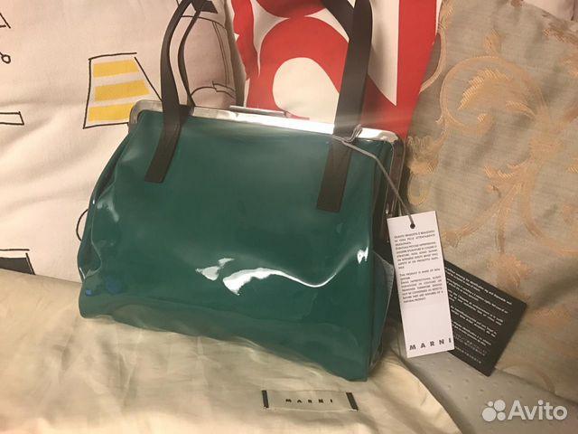 816de258475c Женская сумка marni купить в Москве на Avito — Объявления на сайте Авито