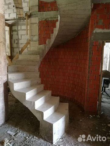 Монолитная лестница 89872957795 купить 3