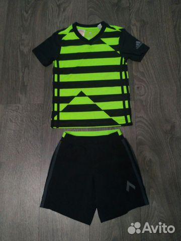 01ca0cc6 Футбольная форма оригинальная Adidas р.116 | Festima.Ru - Мониторинг ...