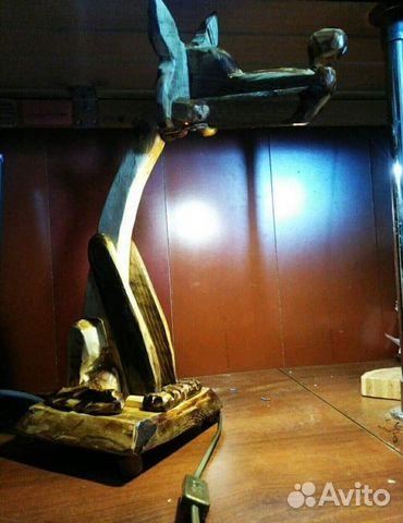 Дизайнерская лампа Альфа 89536278467 купить 1