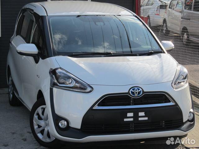 Toyota Sienta, 2016 купить в Приморском крае на Avito — Объявления ... 4fe62aaa2c3