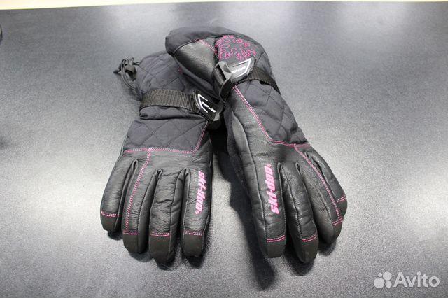 Перчатки женские зима BRP Muskoka glove Raspberry | Festima