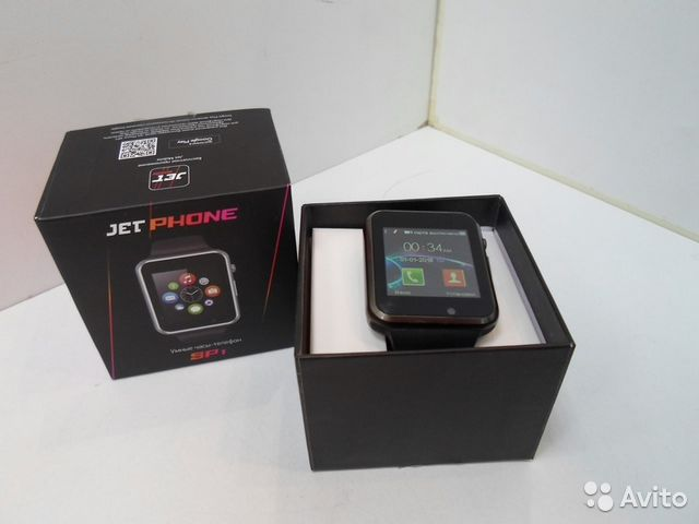 Умные Часы Jet Phone SP1 купить в Воронежской области на Avito ... 8aec4ee940239