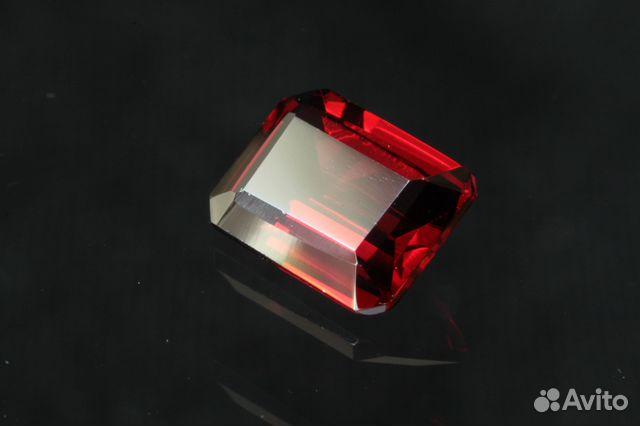 Оранжево-красный гранат VVS 1.75 Ct 89138200540 купить 1