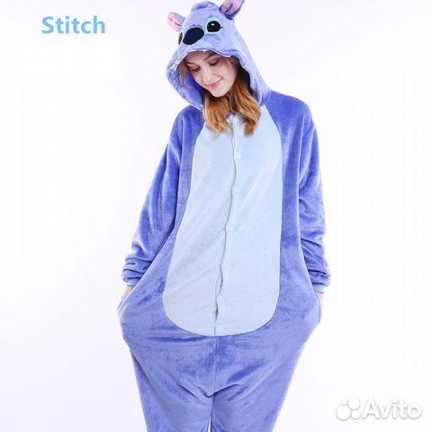Пижама-Кигуруми stitch (новое) 1a4fc25ab0a08