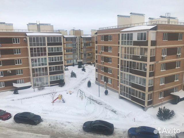 Продается трехкомнатная квартира за 5 680 000 рублей. жилой комплекс Лесной Городок, Казань, Республика Татарстан, Берёзовая улица.