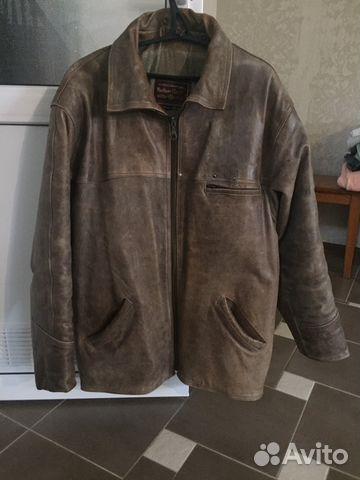 Куртка кожаная 89288175222 купить 1