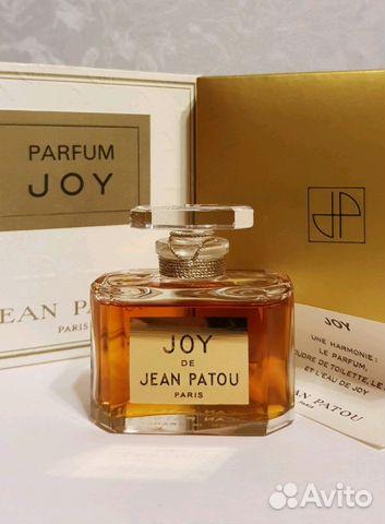 Jean Patou Joy купить в санкт петербурге на Avito объявления на