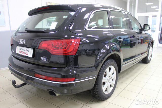 Купить Audi Q7 пробег 112 000.00 км 2012 год выпуска