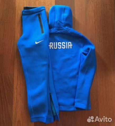 118a0d4c Спортивный костюм Nike Сборной России (Therma-Fit) купить в Москве ...