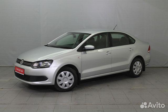 Купить Volkswagen Polo пробег 82 884.00 км 2013 год выпуска