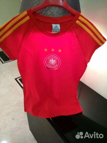 a17598bd110 Новая спортивная футболка Adidas купить в Москве на Avito ...