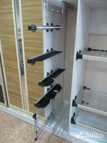 Выдвижные системы хранения для шкафов купить 1