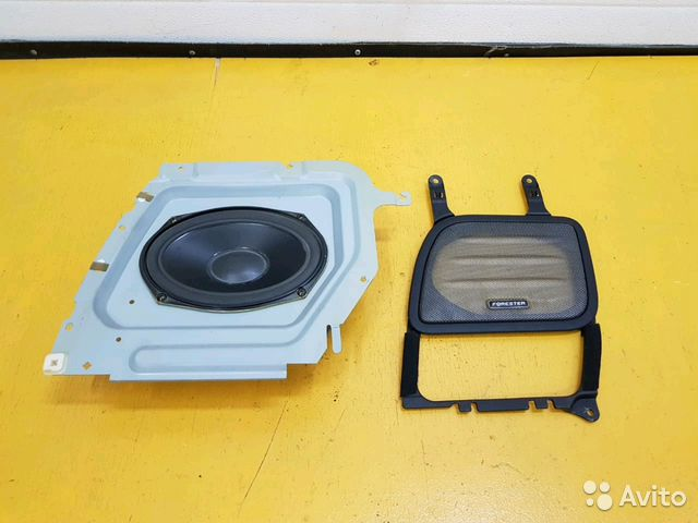 89625003353 Сабвуфер Subaru Forester, SG5, EJ20