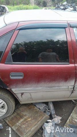 89226688886 Дверь задняя правая (Opel Vectra)
