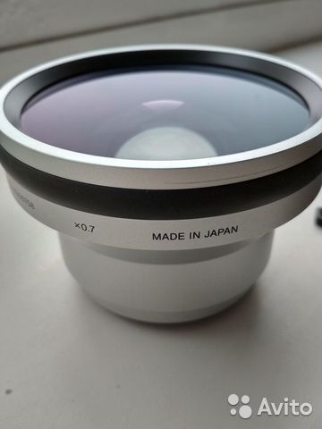 Оптический широкоугольный конвертер Sony vclhg0758 89242094052 купить 3