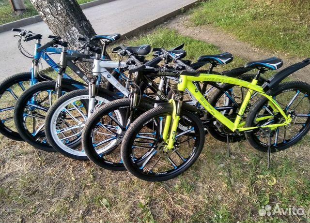 89527559801 Горный велосипеды,новые