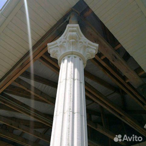 где купить колонны из бетона