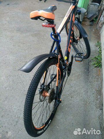 Велосипед (состояние нового)