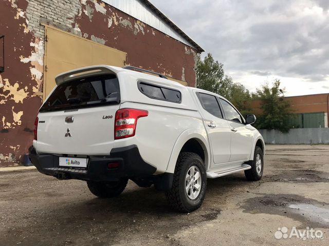 Mitsubishi L200, 2017 89106310745 купить 5